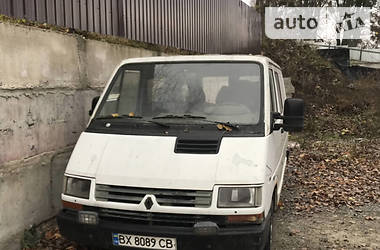 Renault Trafic груз. 1996 в Хмельницком