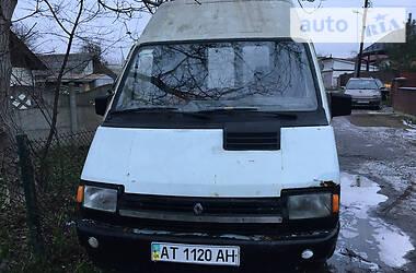 Renault Trafic груз. 1990 в Ивано-Франковске