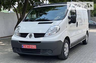 Легковий фургон (до 1,5т) Renault Trafic груз. 2014 в Рівному