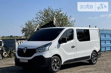Легковий фургон (до 1,5т) Renault Trafic груз. 2016 в Одесі