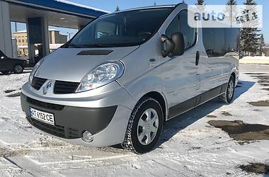 Renault Trafic пасс. WEBASTO.PASSENGER 2013