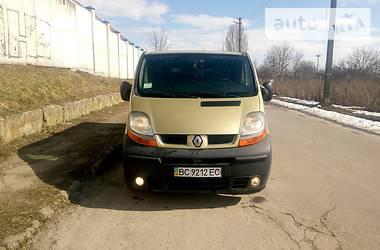Renault Trafic пасс. 2006 в Львове