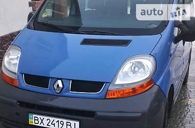 Renault Trafic пасс. 2002