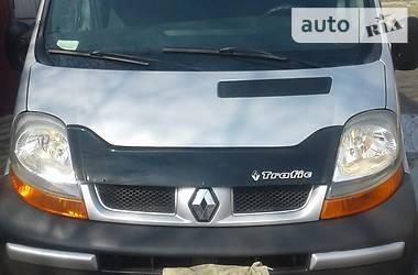 Renault Trafic пасс. 2005 в Казатине