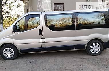 Renault Trafic пасс. 2007 в Раздельной