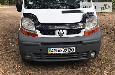 Renault Trafic пасс. 2003 в Коростышеве