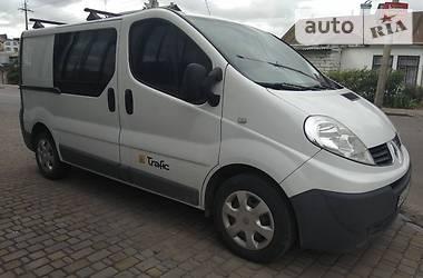 Renault Trafic пасс. 2014 в Одессе
