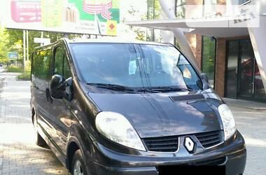 Renault Trafic пасс. 2009 в Черновцах