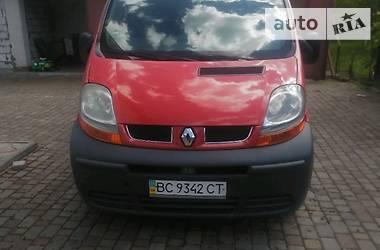 Renault Trafic пасс. 2006 в Дрогобыче