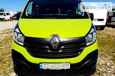 Renault Trafic пасс. 2018 в Черновцах