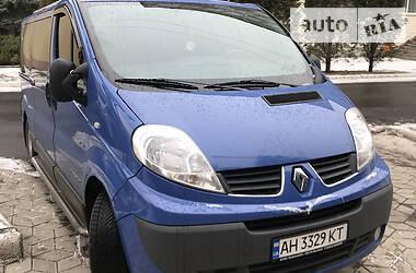 Renault Trafic пасс. 2013 в Дружковке