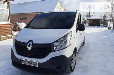 Renault Trafic пасс. 2015 в Олевске