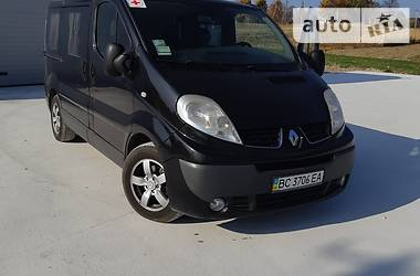 Renault Trafic пасс. 2007 в Львове