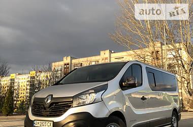 Легковой фургон (до 1,5 т) Renault Trafic пасс. 2018 в Житомире