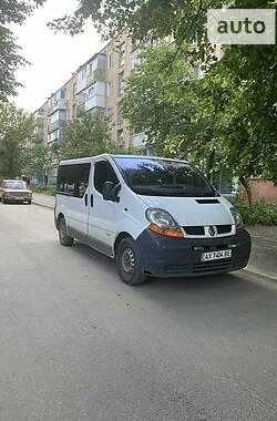 Другое Renault Trafic пасс. 2002 в Харькове