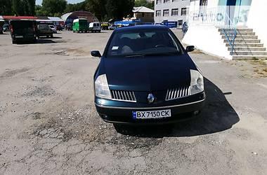 Хэтчбек Renault Vel Satis 2003 в Красилове