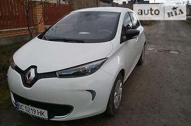 Renault Zoe 2014 в Дрогобыче