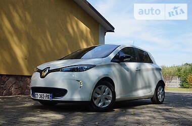 Renault Zoe 2013 в Самборе