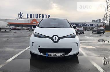 Renault Zoe 2015 в Ужгороде