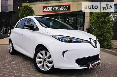 Хэтчбек Renault Zoe 2017 в Львове