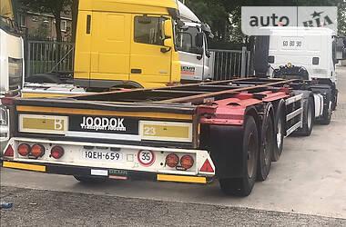 Контейнеровоз Renders BPW eco 1995 в Тернополе