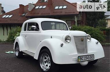 Ретро автомобили Классические 1955 в Львове