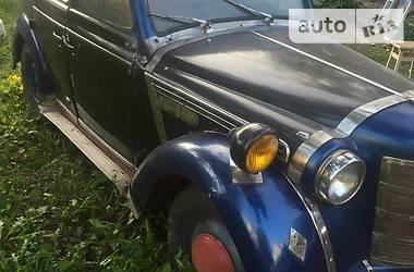Ретро автомобили Классические 1950 в Коростышеве
