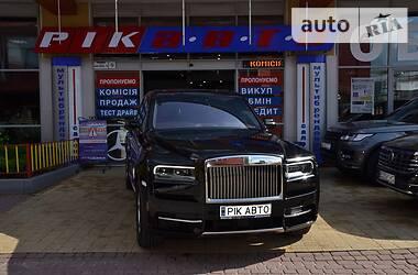 Rolls-Royce Cullinan 2019 в Львові