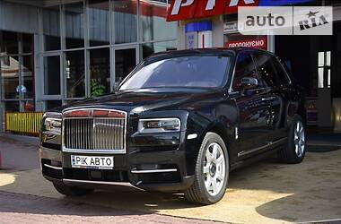 Rolls-Royce Cullinan 2019 в Києві