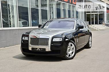 Rolls-Royce Ghost 2011 в Киеве