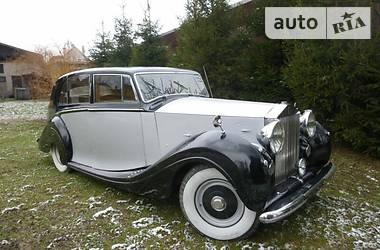 Rolls-Royce Silver Wraith 1952 в Киеве