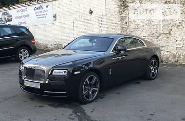 Rolls-Royce Wraith 2015 в Киеве