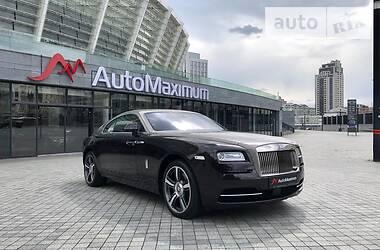 Rolls-Royce Wraith 2014 в Киеве