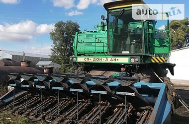 Комбайн зерноуборочный Ростсельмаш Дон 1500Б 2007 в Черкассах