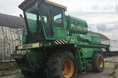 Комбайн зернозбиральний Ростсельмаш Дон 1500Б 2009 в Луцьку