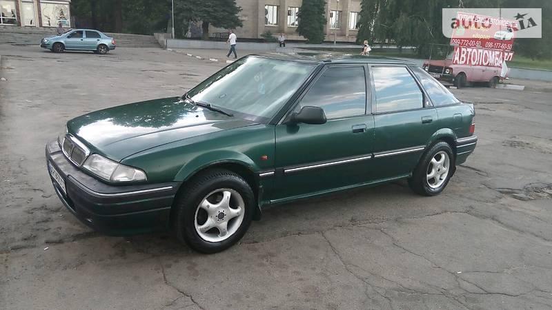 Rover 214 1995 года