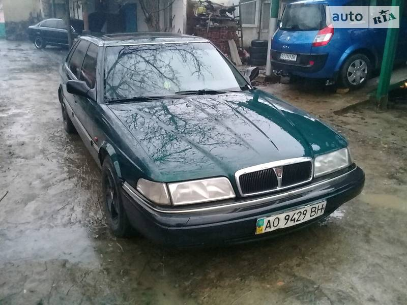 Rover 820 1993 года