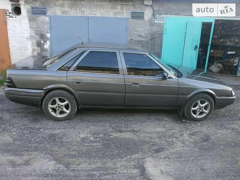 Rover 825 1987 года