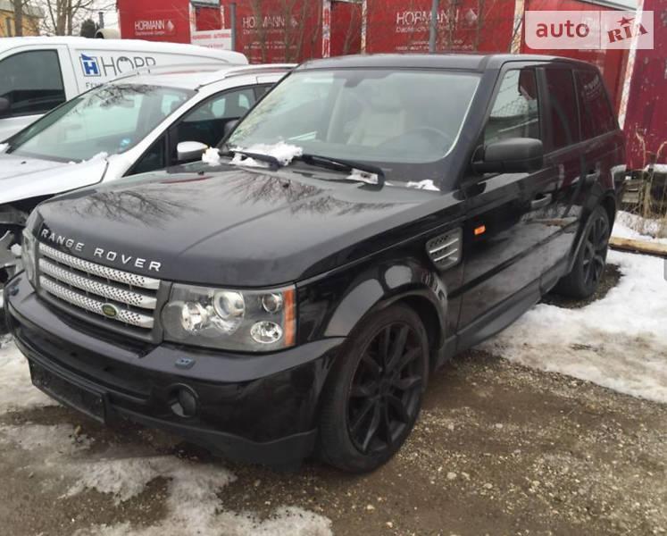Rover Land Rover 2008 року