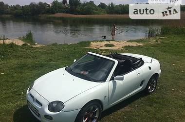 Rover MGF 2001