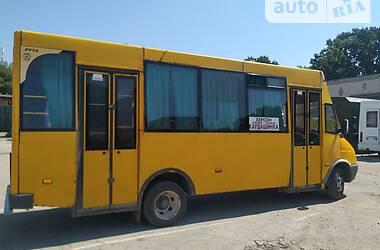 Городской автобус РУТА 19 2008 в Херсоне