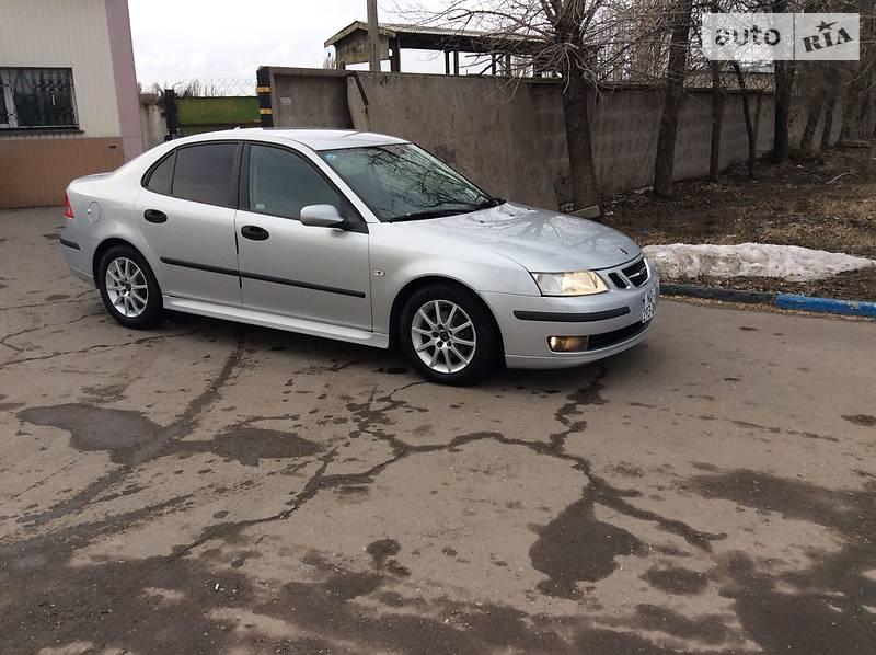 Saab 9-3 2004 в Луганске