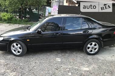 Saab 9-5 2000 в Львове