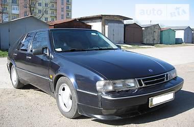 Saab 9000 1994 в Львове
