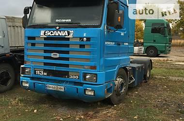 Scania 113M 1995 в Великой Михайловке
