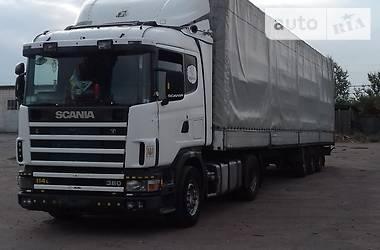 Scania 114 2000 в Сумах