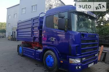 Scania 114 2001 в Черновцах