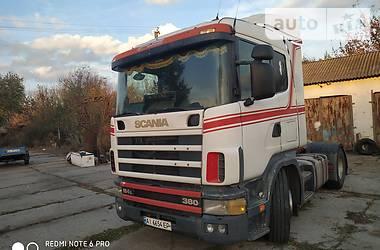 Scania 114 1999 в Киеве