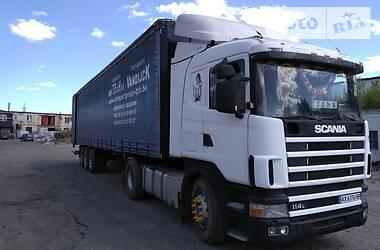 Scania 114 1999 в Купянске
