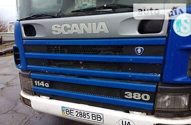 Scania 114 2000 в Николаеве